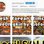 kimchi heaven
