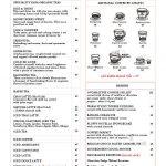 menu hause