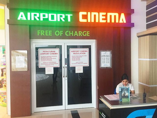 bioskop bandara