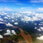 sungai di kalimantan