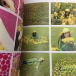 Salah Satu Halaman Buku Karya Yayoi Kusama