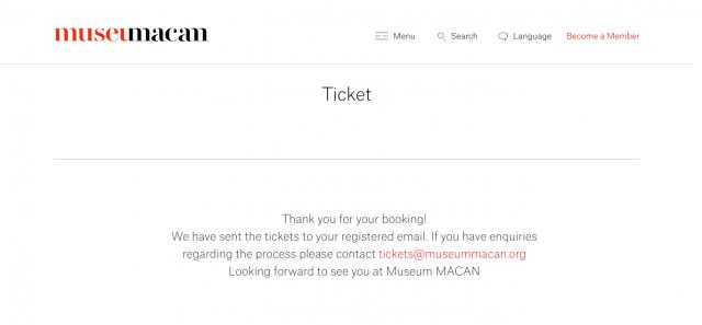 Cara Beli Online Tiket Museum Macan
