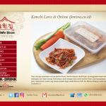 Kimchi Samwon Paling Laris di Online
